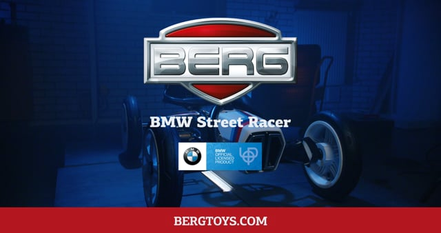 Commercial BMW street racer