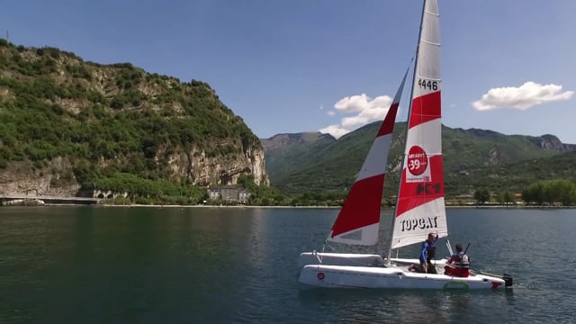 Garda Trentino - Sailing