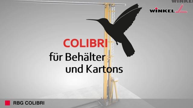 RBG-Colibri-Graber