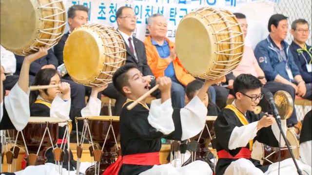 재미대한탁구협회장배 2회 전미 초청 한인친선 탁구대회 행사 사진모음