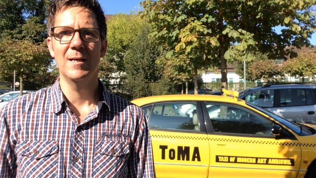 ToMA - Taxi of Modern Art Amriswil