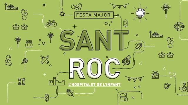 SANT ROC - HOSPITALET de L'INFANT 2016