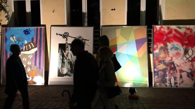 Amriswil an der Kulturnacht in der Partnerstadt Radolfzell