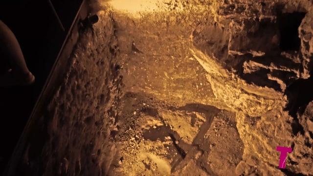 Ruta Subterraneos de Toledo Contigo