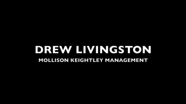 Showreel for Drew Livingston