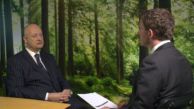 Interview: Prof. Martin Green, Care England