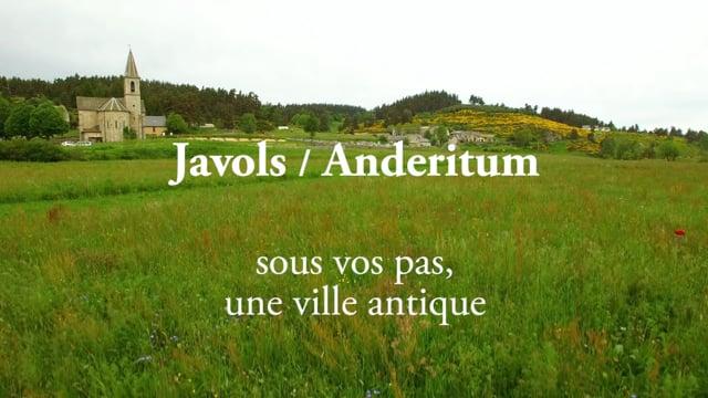 Javols Anderitum, Capitale Antique du Gévaudan