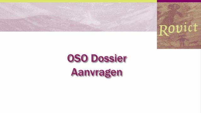 ESIS: Aanvraag OSO-dossier