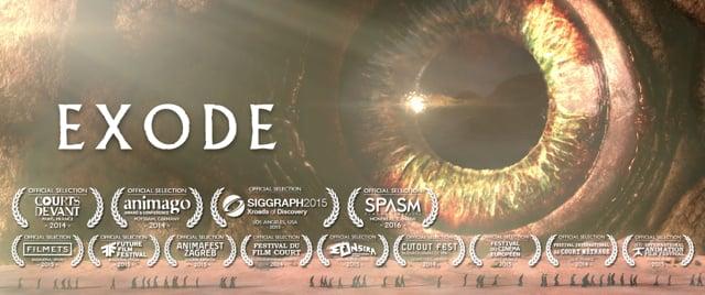 Exode – Un superbe court métrage
