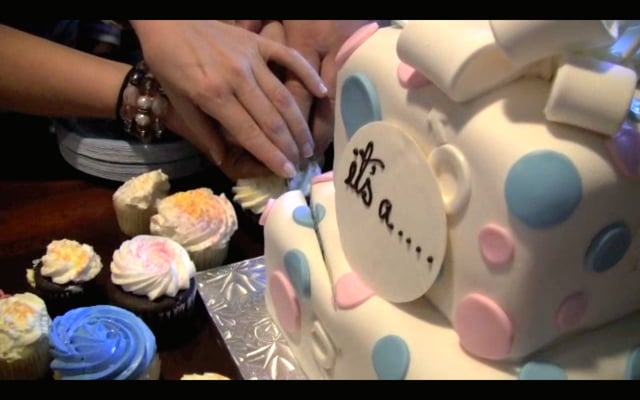 Boy or Girl? Couple Finds Out At Gender Reveal Party