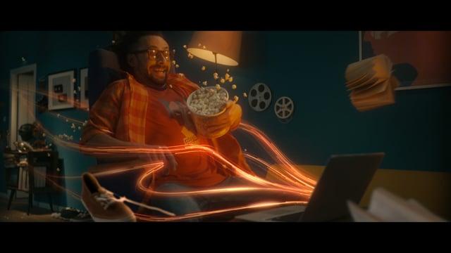 Orange Światłowód - Kinoman
