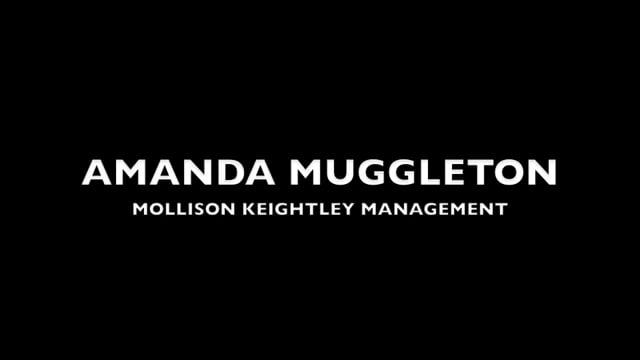 Showreel for Amanda Muggleton