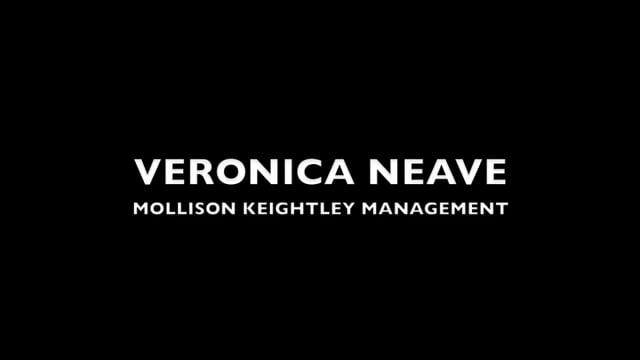 Showreel for Veronica Neave