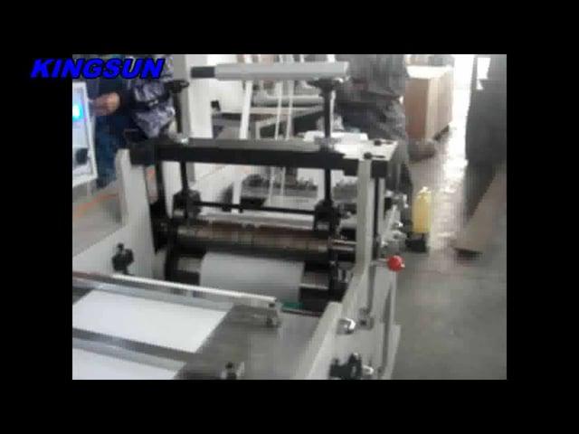 DK-320G label slitting machine with die cutting