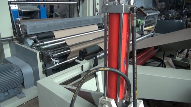 QFJ-CH Series paper slitting machine