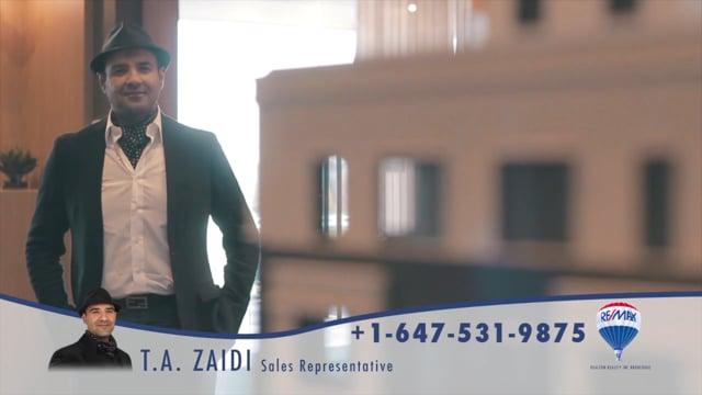 T.A. ZAIDI REALTOR COMMERCIAL