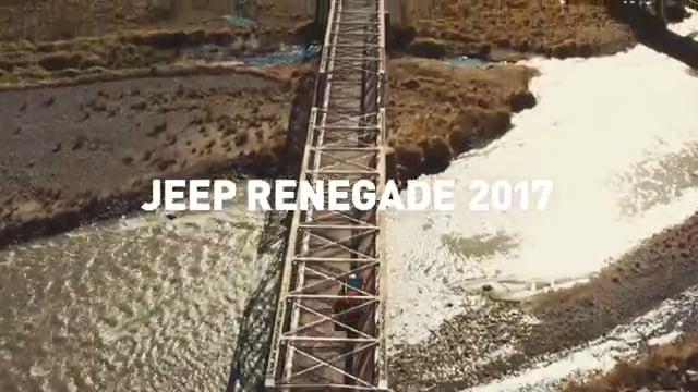 Jeep Renegade 2017 a vida real é a sua maior aventura
