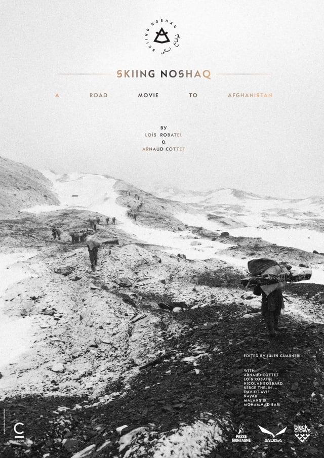 Skiing Noshaq