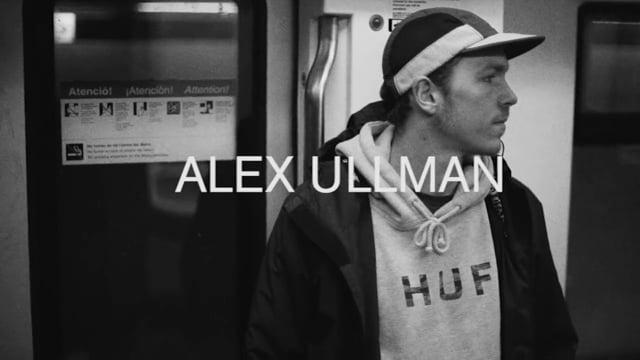 Alex Ullmann in Barcelona