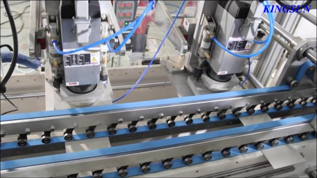 Rigid Box Magnetic Piece Applying Machine