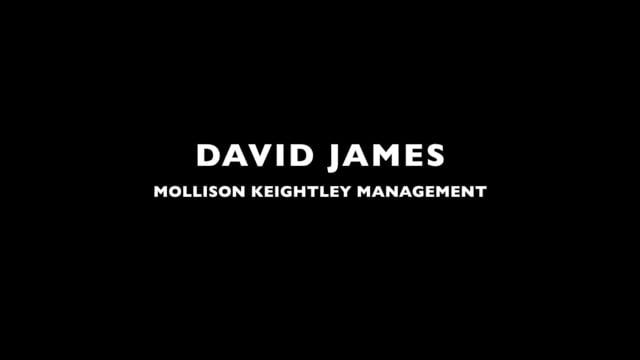 Showreel for David James