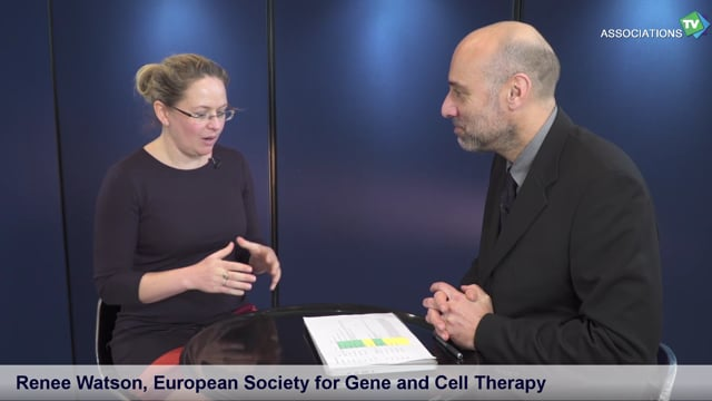 Interview of Renee Watson, Executive Director, European Society of Gene and Cell Therapy