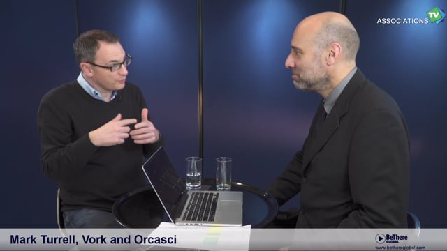 Interview of Mark Turrell, CEO, Vorc and Orcasci