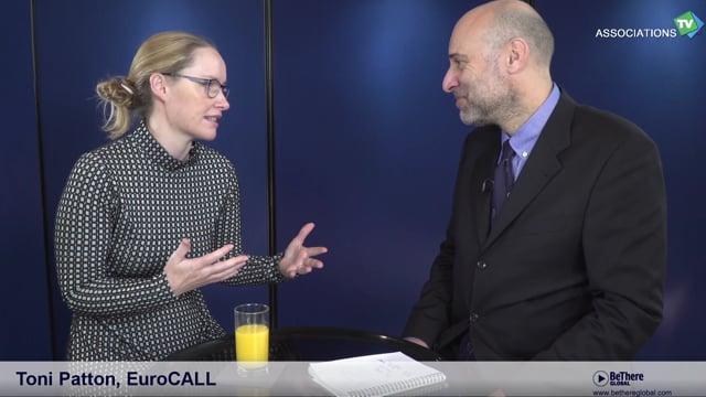 Interview of Toni Patton, Secretary General, EUROCALL