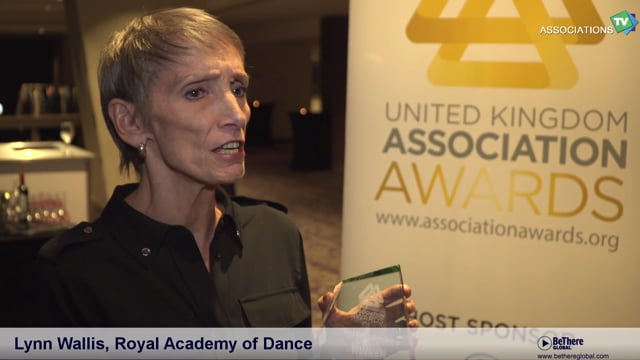 Award Winner: Royal Academy of Dance