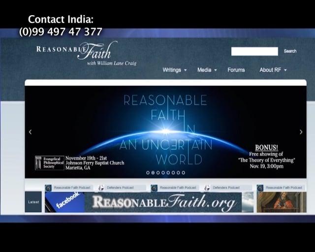 क्या परमेश्वर का अस्तित्व है? परमेश्वर के अस्तित्व के बारे में बहस – प्रोग्राम 3