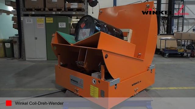 WINKEL Coil-Dreh-Wender