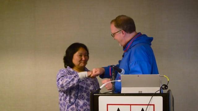 AAC&U 2017 Closing Plenary by Eva Gregg & Paul Wasko