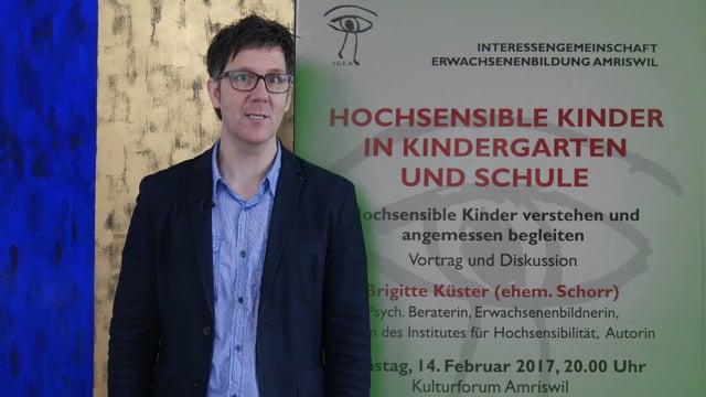 Hochsensibilität (IGEA-Vortrag)