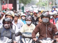 Vietnam: How does this compare to your commute?