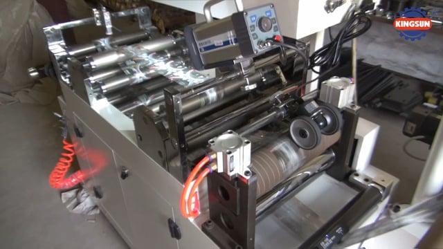 PVC Shrink Label Inspecting & Rewinding Machine