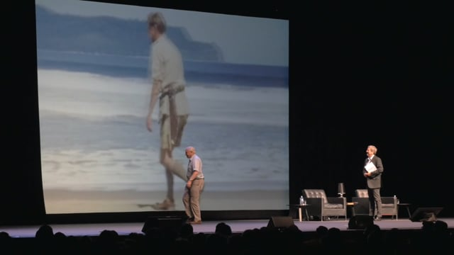 Sir David Attenborough – A Quest for Life - Live on Stage