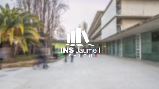 SPOT INS JAUME I - PREINSCRIPCIONS 16-17