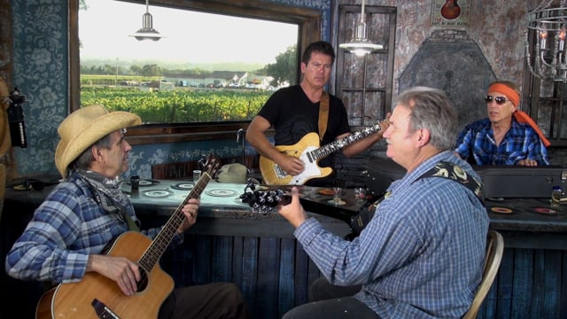 Slice of Blues featuring Chris Vasquez - Music Video by Jeff Roth