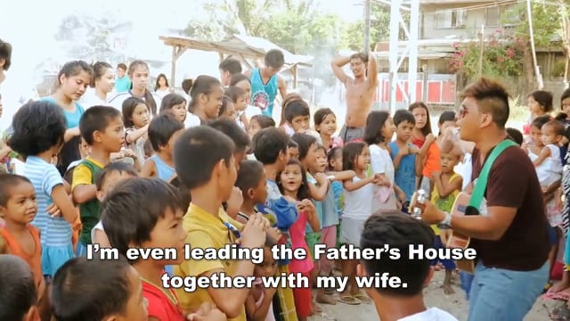 Philippines: Fathers House - We are family
