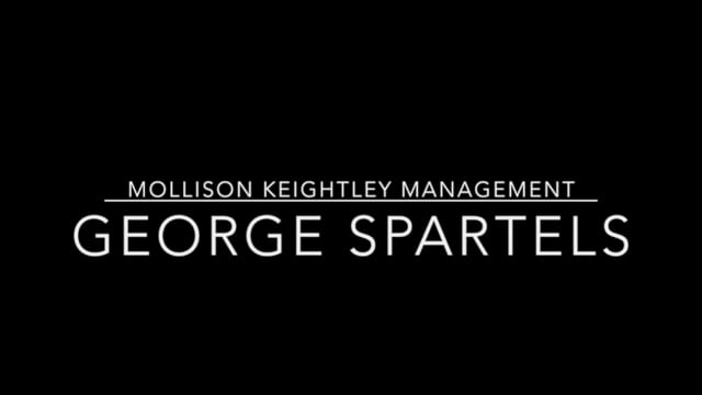 Showreel for George Spartels