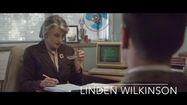 Showreel for Linden Wilkinson