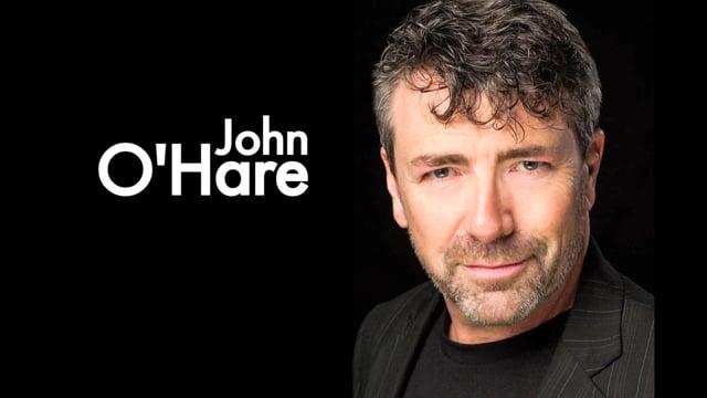 Showreel for John O'Hare