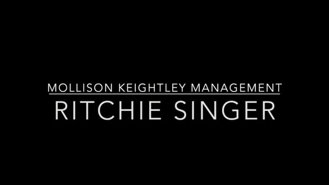 Showreel for Ritchie Singer