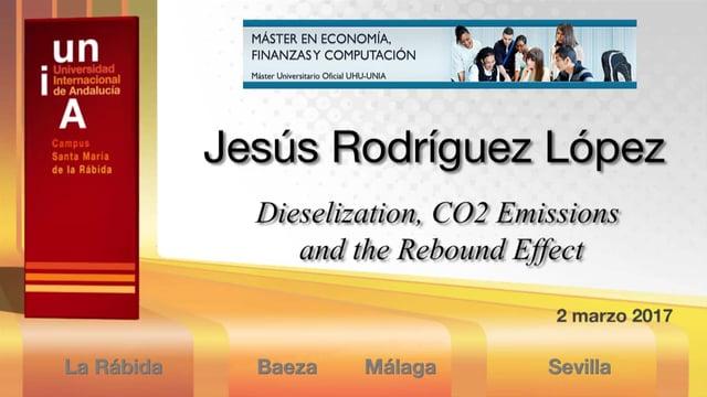 Jesús Rodríguez (UPO). Seminar Series in Economics, Computer Science and Big Data