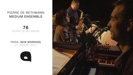 2017 - P2B Medium Ensemble / New Morning / 76