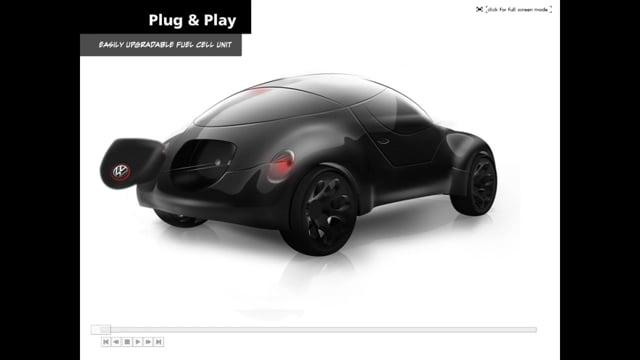 Volkswagen Beetle Concept Design
