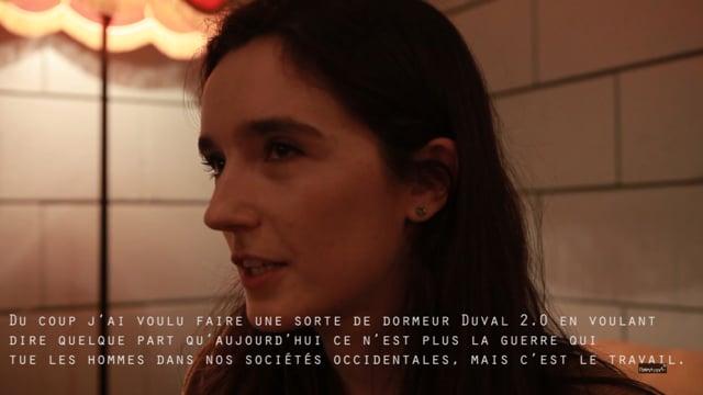 IVF2 [INTERVIEW WITH Elisabeth RENAULT-GESLIN - Director of the film Un Trou de Verdure]