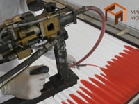Custom polyurethane mold production