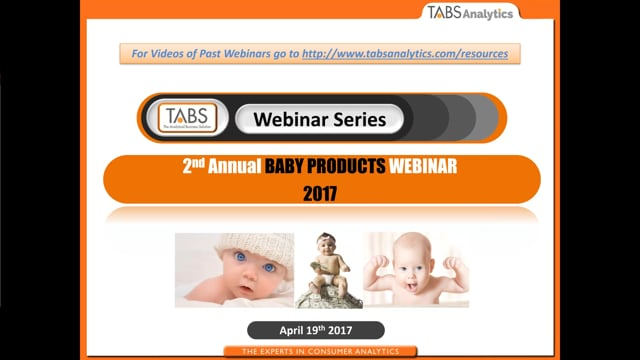 TABS 2nd Annual Baby Care Study (04/19/2017)