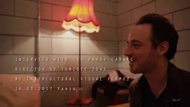 IVF2 [INTERVIEW WITH Ted HARDY - CARNAC - Director of the film